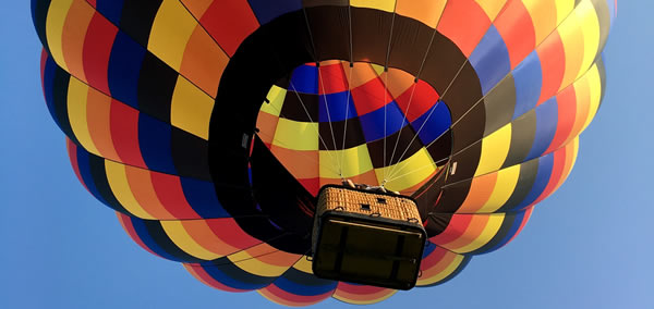 KC's Best Hot Air Balloon Rides