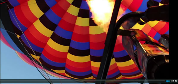 Virtual Balloon Ride